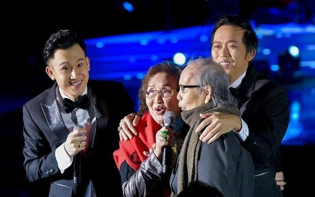 Dương Triệu Vũ đại diện thông báo tang sự cho cha, con trai ruột NS Hoài Linh có động thái khi hay tin ông nội qua đời - Ảnh 8.