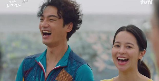 5 cặp đôi cưng muốn xỉu của Hometown Cha-Cha-Cha: Kim Seon Ho - Shin Min Ah chưa bằng trùm cuối - Ảnh 5.