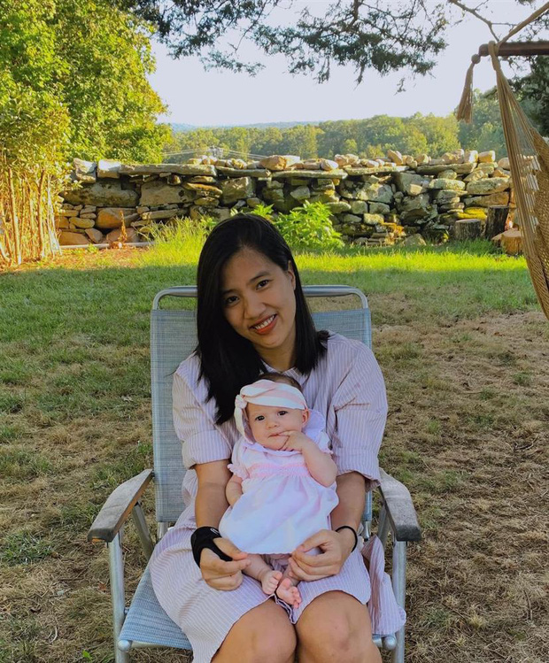 Nhà văn Iris Cao hé lộ trầm cảm nặng sau sinh trên đất Mỹ chỉ vì tiếng máy vắt sữa - Ảnh 4.