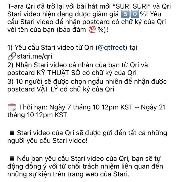 Idol nhóm nữ Kpop đình đám đăng hẳn 1 bài dài như sớ bằng tiếng Việt, kiểu này là sắp debut sang Việt Nam rồi? - Ảnh 5.