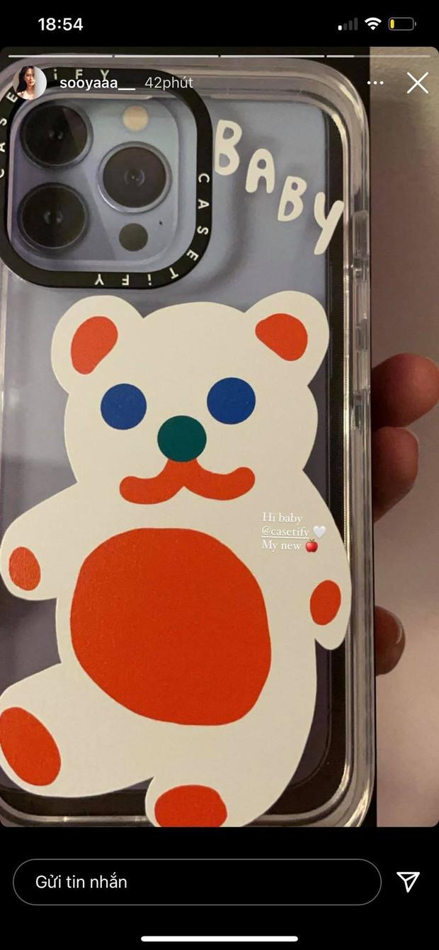 Jisoo là thành viên đầu tiên của BLACKPINK sở hữu iPhone 13, là màu hồng hay màu xanh mới? - Ảnh 3.