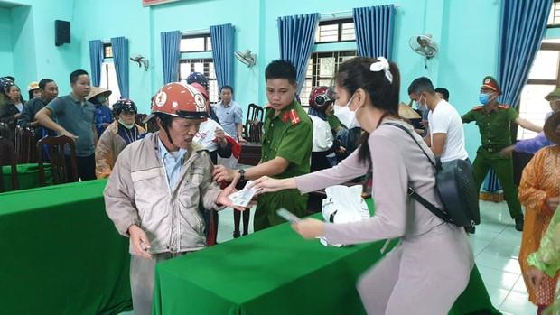 Bộ Công an đang thu thập chứng cứ liên quan hoạt động từ thiện của ca sĩ Thủy Tiên - Ảnh 1.