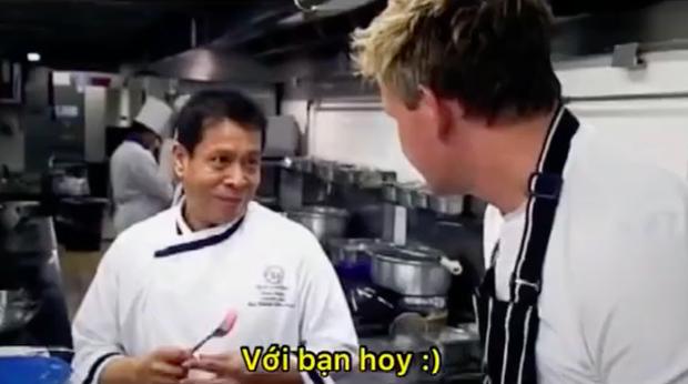 Đầu bếp lừng danh như Gordon Ramsay cũng có ngày bị quát vào mặt vì nấu dở, biểu cảm vừa thương vừa mắc cười - Ảnh 6.