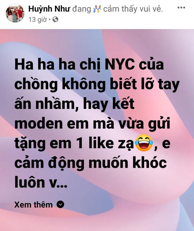 Vợ 1 sao nam Vbiz hú hồn khi tình cũ của chồng trượt tay thả like Facebook rồi xoá, netizen nhắc ngay đến ca sĩ H! - Ảnh 2.