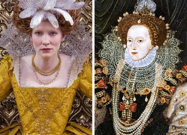 Ngất ngây 12 lần nhân vật Hoàng gia lên phim y hệt nguyên mẫu: Tạo hình Công nương Diana có đỉnh hơn Nữ hoàng Anh? - Ảnh 8.