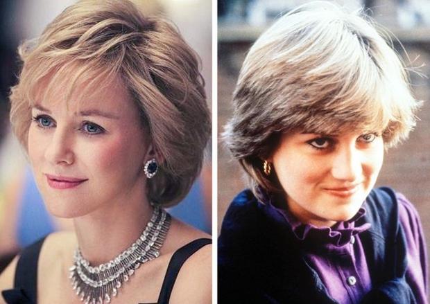 Ngất ngây 12 lần nhân vật Hoàng gia lên phim y hệt nguyên mẫu: Tạo hình Công nương Diana có đỉnh hơn Nữ hoàng Anh? - Ảnh 11.