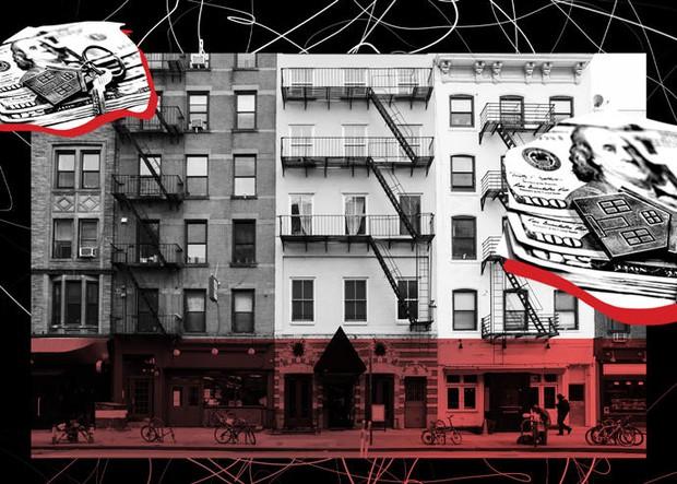 Những người New York cương quyết bùng tiền nhà: Khi Covid trở thành giọt nước tràn ly - Ảnh 4.