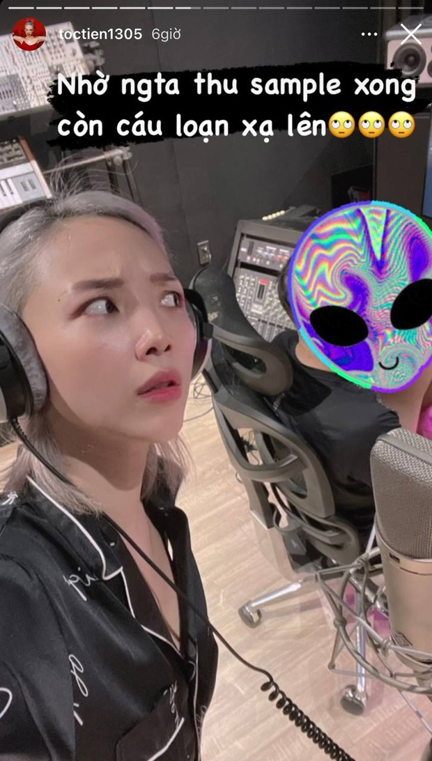 Fan nhắn tin Tóc Tiên và Touliver than sống không nổi, tha thiết xin nhạc mới để nghe, nữ ca sĩ phản ứng ra sao? - Ảnh 4.