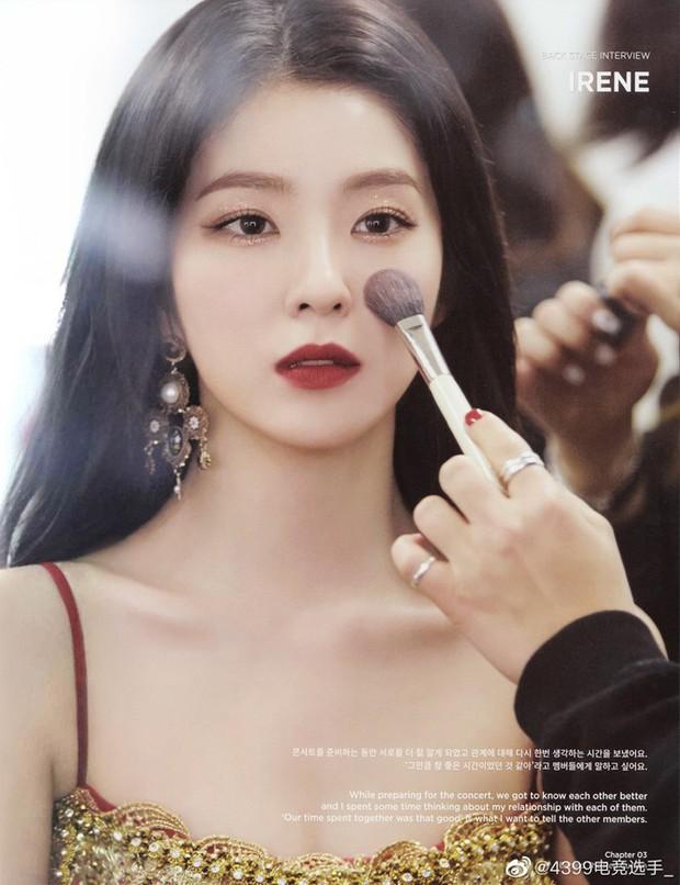 Xôn xao 1 nữ idol Hàn được tung hô visual trăm năm có một, hội tụ vẻ đẹp 2 biểu tượng nhan sắc Vương Tổ Hiền - Lâm Thanh Hà - Ảnh 9.