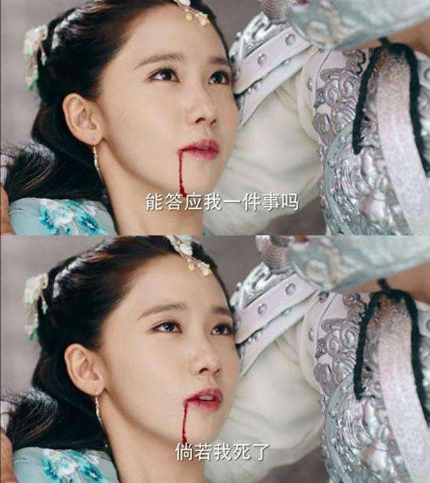 4 mỹ nhân Hàn bị chỉ trích vì quá đẹp trên phim: Yoona đóng xác chết vẫn xinh ngất, tức cười nhất là số 2 - Ảnh 1.