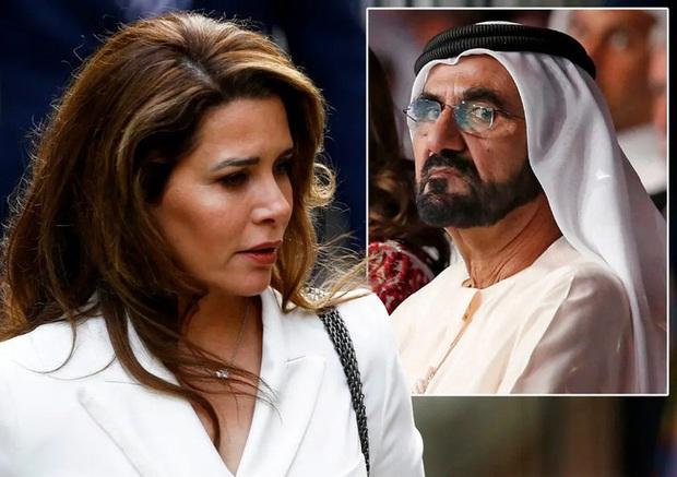 Ầm ĩ chuyện giành quyền nuôi con của Quốc vương Dubai: Hết truy đuổi, bắt cóc con gái đến hack điện thoại vợ cũ để giám sát - Ảnh 1.