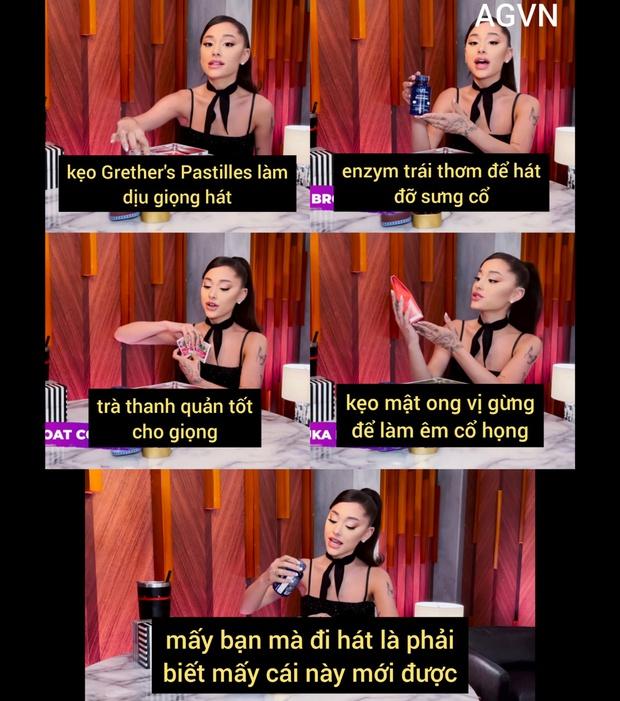 Tấm chiếu mới Ariana Grande: Phá hợp đồng, ngơ ngác vì bị chơi khăm, tuyên bố sẽ đi đẻ vì thí sinh! - Ảnh 3.