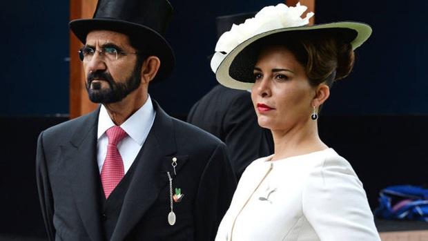Ầm ĩ chuyện giành quyền nuôi con của Quốc vương Dubai: Hết truy đuổi, bắt cóc con gái đến hack điện thoại vợ cũ để giám sát - Ảnh 5.