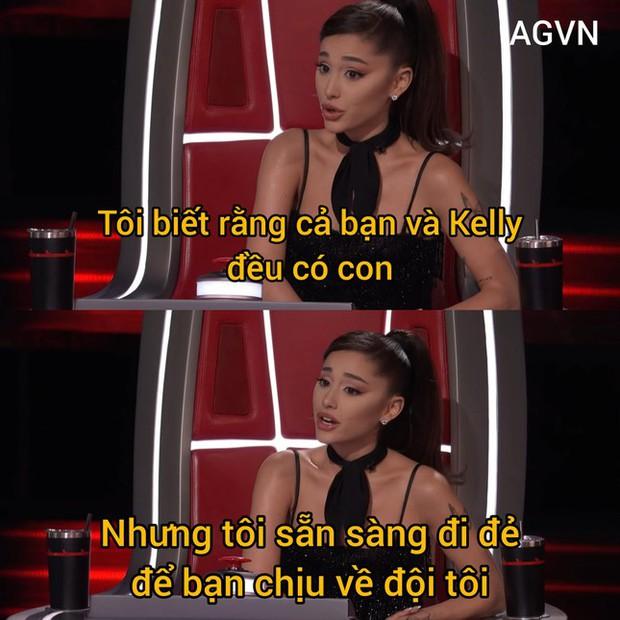 Tấm chiếu mới Ariana Grande: Phá hợp đồng, ngơ ngác vì bị chơi khăm, tuyên bố sẽ đi đẻ vì thí sinh! - Ảnh 11.