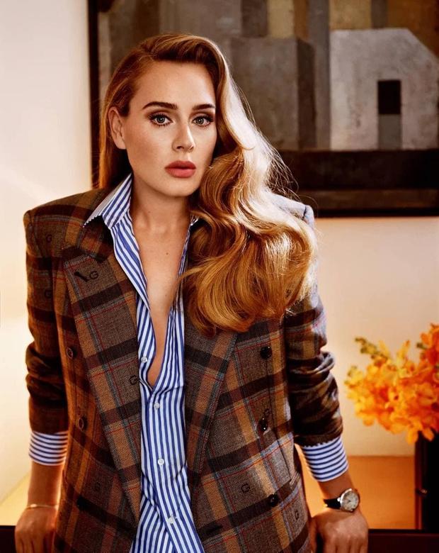 Tất cả đều đã bị Adele đánh lạc hướng: Trong lúc dân tình phát sốt vì bộ ảnh trên Vogue thì MV Easy On Me đã tung ra rồi? - Ảnh 5.