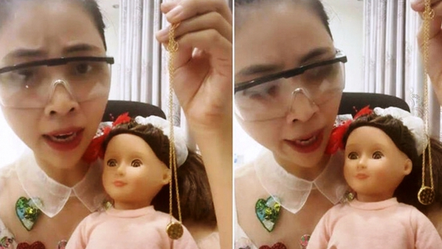 Người xem ái ngại vì chị Thơ Nguyễn đặt tiêu đề video nhạy cảm đi uống trà sữa... lọt khe, tuyên bố cần dán nhãn 18+! - Ảnh 1.
