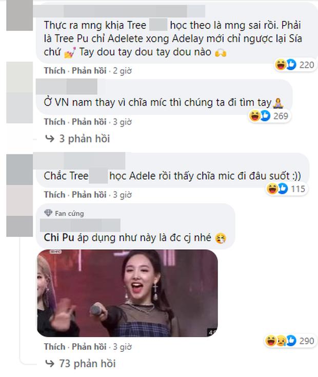 Adele chỉ mẹo hát nốt cao không bao giờ thất bại khi diễn live, netizen đồng lòng gọi tên Chi Pu và TWICE vào học nè! - Ảnh 3.