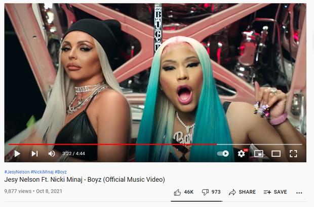 Tung MV debut solo đọ ngực cùng Nicki Minaj, cựu thành viên girlgroup số 1 nước Anh cà khịa: Thật hạnh phúc khi rời nhóm - Ảnh 1.
