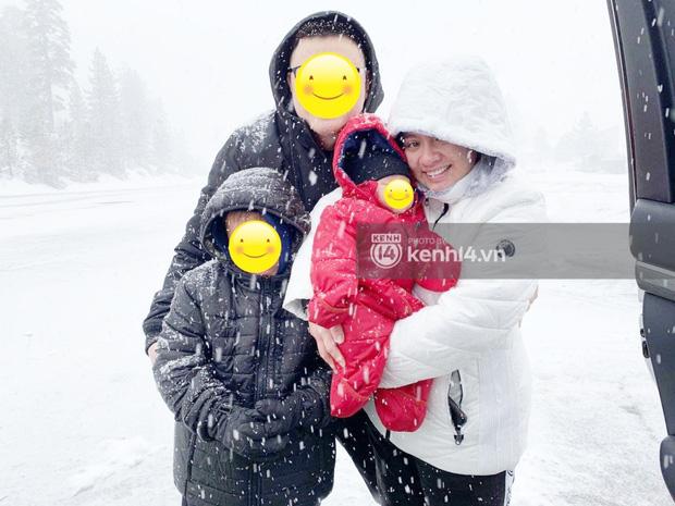 Rò rỉ ảnh gia đình của con gái Phi Nhung tại Mỹ, 2 cháu không được nhìn bà ngoại lần cuối? - Ảnh 2.