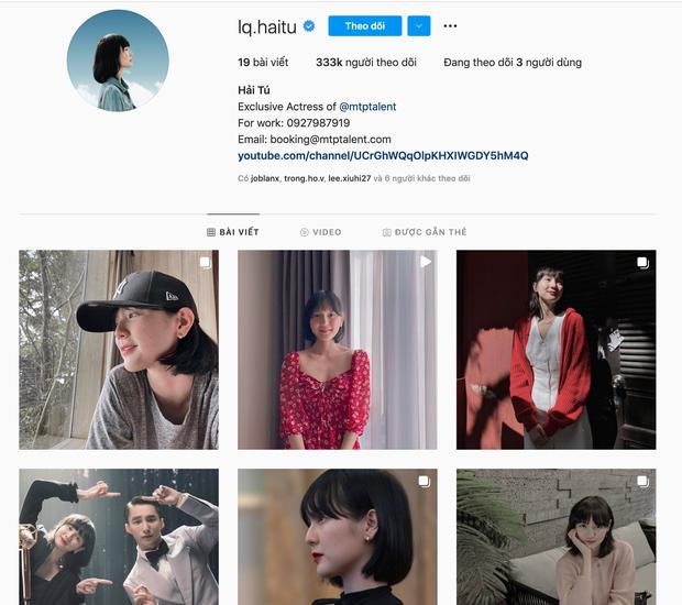10 tháng rồi mới thấy Instagram Hải Tú khởi sắc hậu drama trà xanh, nghi vấn chuẩn bị quay lại Vbiz? - Ảnh 2.