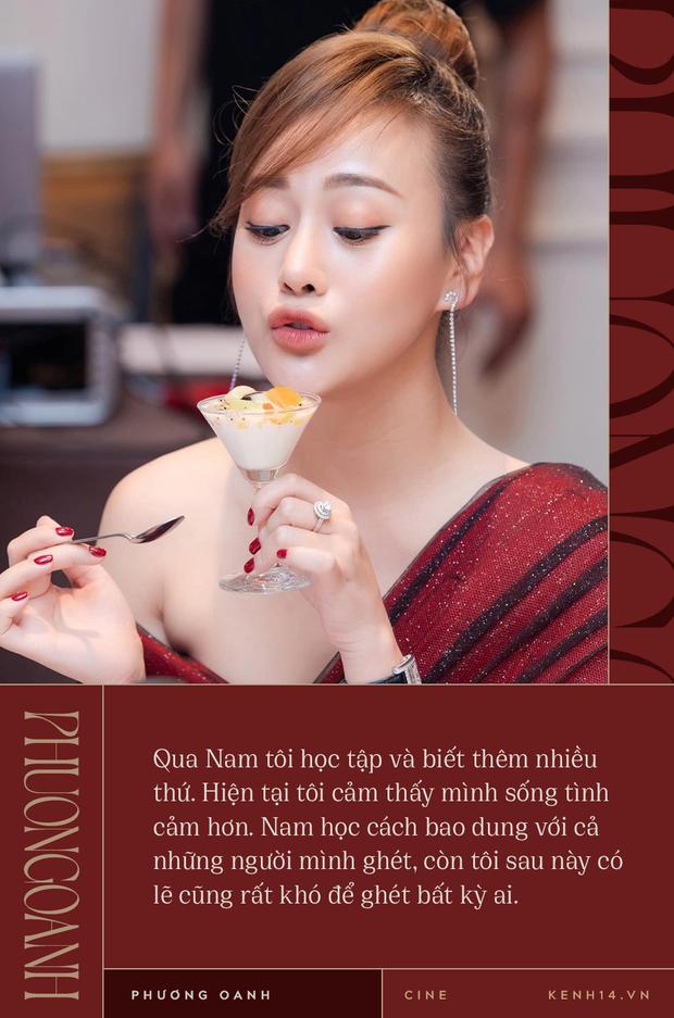 Phương Oanh (Hương Vị Tình Thân): So sánh tôi với vợ Mạnh Trường là một điều rất nhạy cảm và vô duyên - Ảnh 11.
