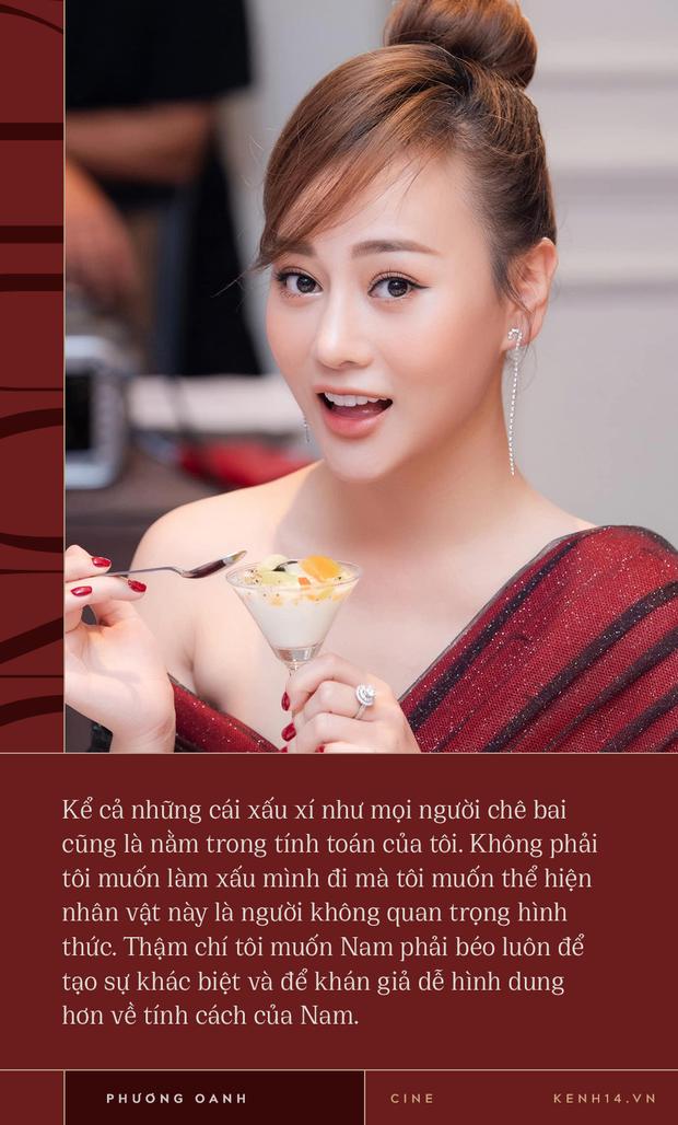 Phương Oanh (Hương Vị Tình Thân): So sánh tôi với vợ Mạnh Trường là một điều rất nhạy cảm và vô duyên - Ảnh 8.