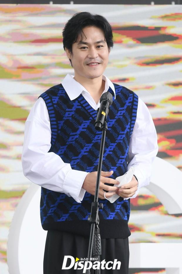 Dàn sao đổ bộ lễ ra mắt phim ở LHP Busan: Hươu cao cổ Lee Kwang Soo như người khổng lồ, Han So Hee đẹp phát sáng cả sân khấu - Ảnh 20.