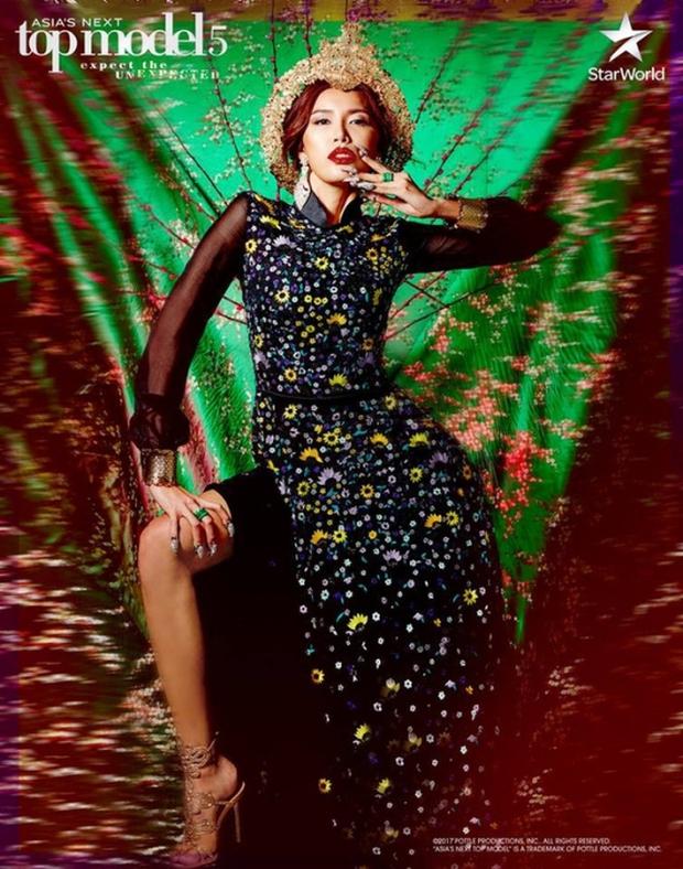 Minh Tú là Á quân Asias Next Top Model nhưng từng suýt ở nhà vì một nỗi sợ chung của người mẫu Việt - Ảnh 4.