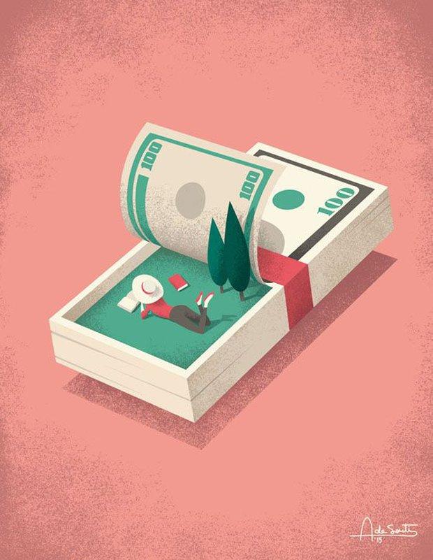Người giàu thường tiêu một đống tiền ở nơi không ai nghĩ đến, đặc biệt có 2 thứ bạn cũng đầu tư được ngay để sống tốt như họ - Ảnh 3.