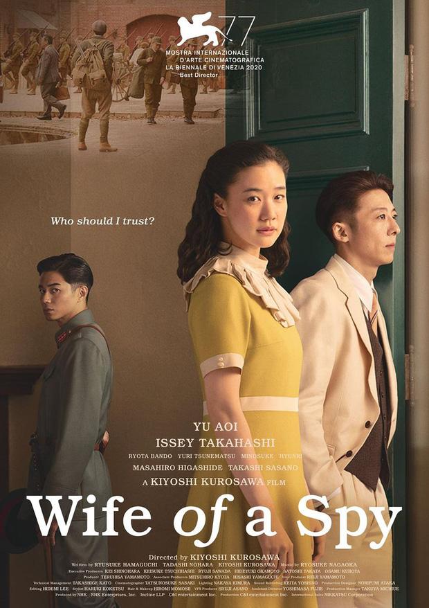 Yoo Ah In lại giật cúp Ảnh đế tại AFA ở LHP Busan 2021, quý ông cực phẩm  Lee Byung Hun được xướng tên - Ảnh 6.