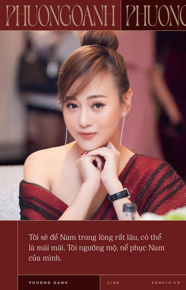 Phương Oanh (Hương Vị Tình Thân): So sánh tôi với vợ Mạnh Trường là một điều rất nhạy cảm và vô duyên - Ảnh 10.