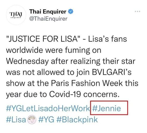 BLACKPINK sắp tan rã hay sao mà lắm biến thế: Lisa bị bay màu trên YouTube, YG tụt cổ phiếu do chính Jisoo và Jennie rút? - Ảnh 5.