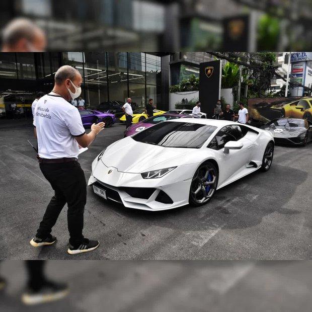 Thâm nhập vào thế giới siêu giàu Thái Lan giữa đại dịch: Vẫn điên cuồng đốt tiền, chẳng ngại chốt siêu xe tiền tỉ chỉ để khoe mẽ - Ảnh 5.