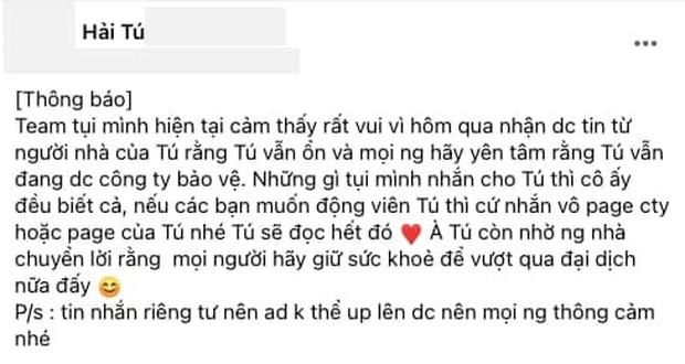 10 tháng rồi mới thấy Instagram Hải Tú khởi sắc hậu drama trà xanh, nghi vấn chuẩn bị quay lại Vbiz? - Ảnh 5.