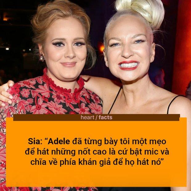Adele chỉ mẹo hát nốt cao không bao giờ thất bại khi diễn live, netizen đồng lòng gọi tên Chi Pu và TWICE vào học nè! - Ảnh 1.