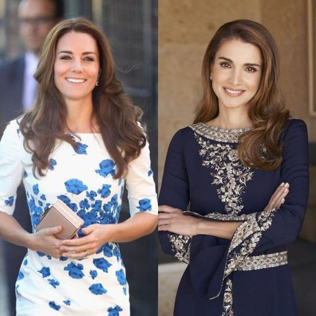 Hoàng hậu U60 gây sốt với vẻ đẹp hoàn mỹ thách thức thời gian, đến Công nương Kate hẳn cũng phải ganh tỵ - Ảnh 4.