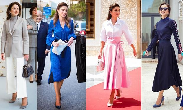 Hoàng hậu U60 gây sốt với vẻ đẹp hoàn mỹ thách thức thời gian, đến Công nương Kate hẳn cũng phải ganh tỵ - Ảnh 6.