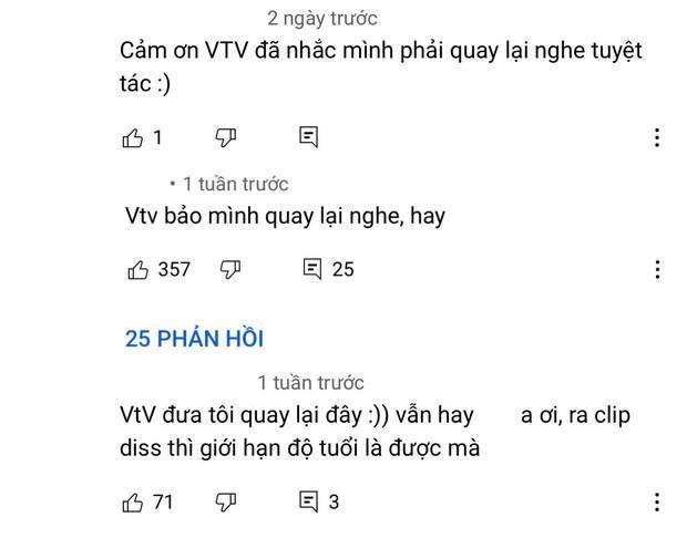 Netizen Việt tràn vào nghe lại bản rap diss của Rhymastic sau khi bị VTV chỉ trích và có phản ứng khác hẳn, còn cảm ơn nhà đài 1 điều? - Ảnh 3.