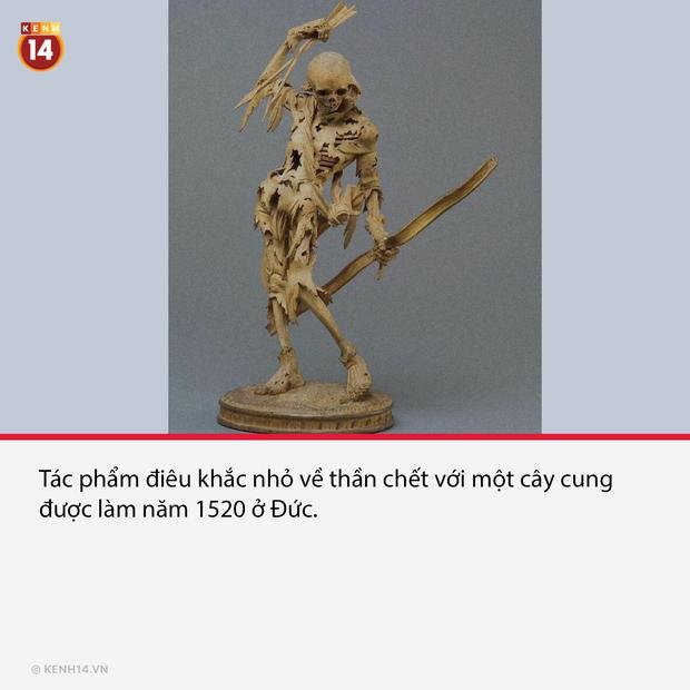 21 tác phẩm từ hàng trăm, hàng nghìn năm trước vẫn đủ cool để chúng ta bất ngờ tới tận ngày nay - Ảnh 17.