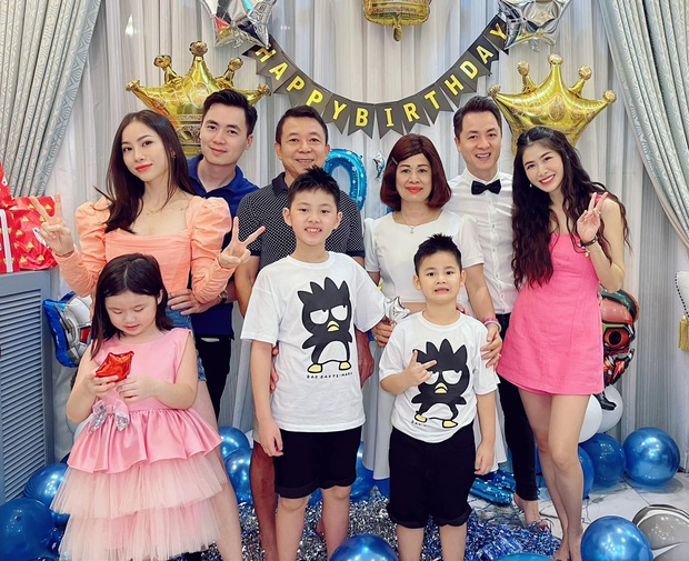 Đăng Khôi - Thuỷ Anh mừng sinh nhật hoành tráng cho con trai trong biệt thự triệu đô, hé lộ sở thích đặc biệt của nhóc tỳ 6 tuổi - Ảnh 6.
