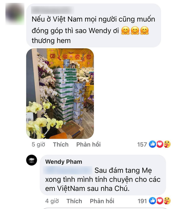 Sau tang lễ của mẹ ở Mỹ, đây là lời hứa của con gái ruột ca sĩ Phi Nhung dành cho 23 người em nuôi tại Việt Nam? - Ảnh 2.