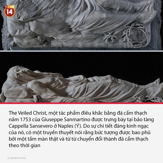 21 tác phẩm từ hàng trăm, hàng nghìn năm trước vẫn đủ cool để chúng ta bất ngờ tới tận ngày nay - Ảnh 4.