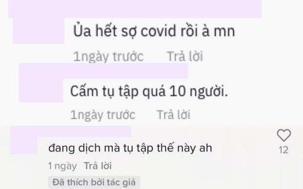 Netizen tranh cãi Đông Nhi, MC Diệp Chi quay MV cổ vũ đội tuyển Việt Nam không đảm bảo giãn cách nhưng sự thật là gì? - Ảnh 4.