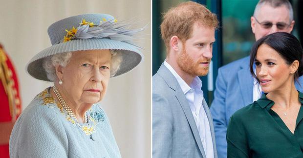 Nữ hoàng Anh đưa ra tuyên bố mới hệt như tạt gáo nước lạnh vào vợ chồng Meghan - Ảnh 2.