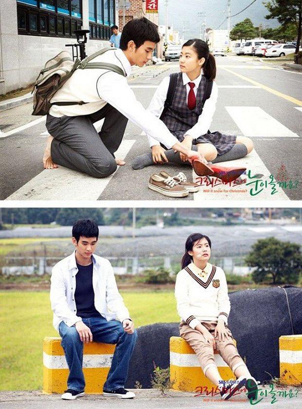 5 vai diễn thời chưa nổi của hội nam thần Hàn: Lee Min Ho uốn éo dễ sợ, Song Joong Ki hôn trai đẹp ngọt xớt luôn - Ảnh 3.