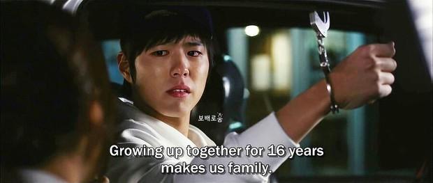 5 vai diễn thời chưa nổi của hội nam thần Hàn: Lee Min Ho uốn éo dễ sợ, Song Joong Ki hôn trai đẹp ngọt xớt luôn - Ảnh 5.
