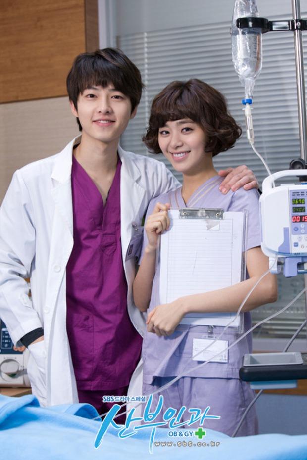 5 vai diễn thời chưa nổi của hội nam thần Hàn: Lee Min Ho uốn éo dễ sợ, Song Joong Ki hôn trai đẹp ngọt xớt luôn - Ảnh 9.