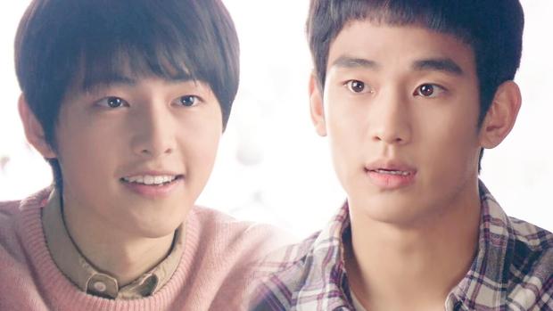 5 vai diễn thời chưa nổi của hội nam thần Hàn: Lee Min Ho uốn éo dễ sợ, Song Joong Ki hôn trai đẹp ngọt xớt luôn - Ảnh 4.