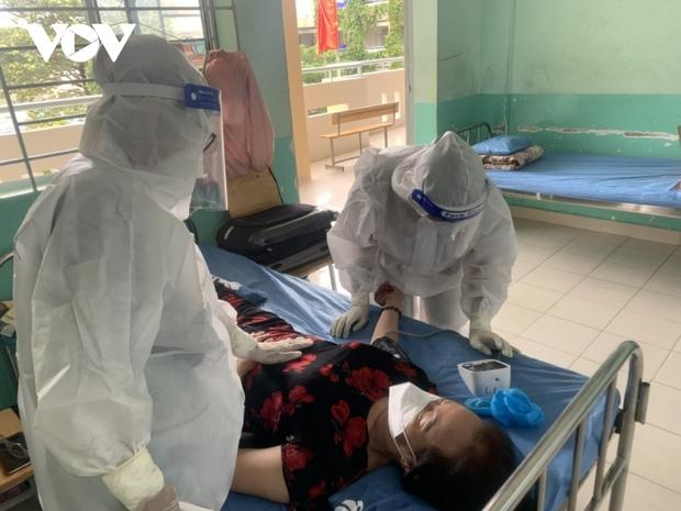 """Bệnh viện dã chiến ở TP.HCM hoàn thành """"sứ mệnh"""", được tái cấu trúc lại - Ảnh 2."""