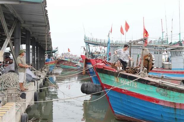 Ứng phó bão số 7, sẵn sàng sơ tán hơn 70.000 người dân đến nơi an toàn, Quảng Ninh cấm biển từ trưa nay - Ảnh 2.